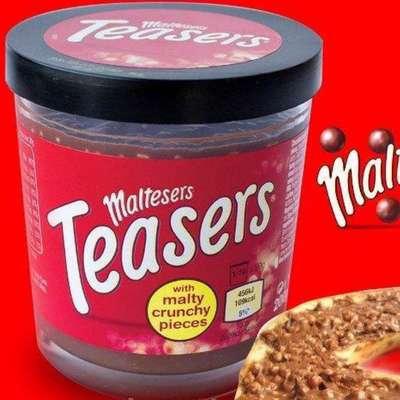 Шоколадная паста с кусочками печенья Maltesers Teasers Spread 200 гр, фото 6