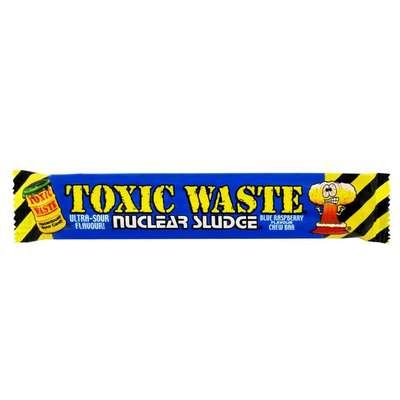 Nuclear Sludge Малина Жевательная конфета Toxic Waste 20 гр, фото 1