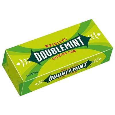 Wrigley Doublemint  15 пластинок, фото 1