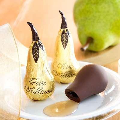 Ликерные конфеты Груша Вильямс Abtey 1 кг, фото 4