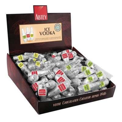 Ликерные конфеты Ледяная водка ассорти Abtey 100 гр, фото 5