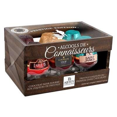 Шоколадные конфеты Рюмочный шоко Бар Abtey 120 гр, фото 1
