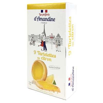Тарталетки с лимоном Les Preferes d'Amandine 125 гр, фото 1