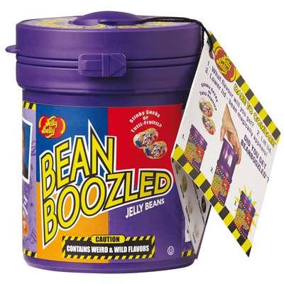 Банка с дозатором и бобами Bean Boozled Mystery Bean Jelly Belly 99 гр, фото 1
