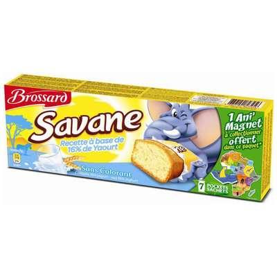 Кекс Savane с йогуртом Brossard 189 гр, фото 1