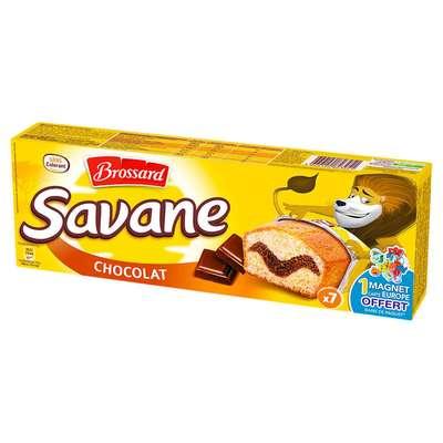 Кекс Savane с шоколадом Brossard 189 гр, фото 1