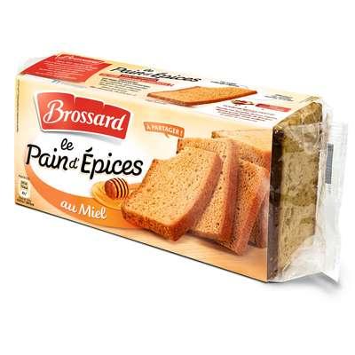Кекс пряничный Brossard 350 гр, фото 1