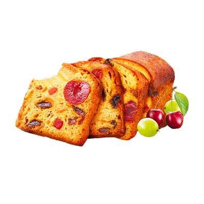 Мини-кекс фруктовый 5x30 (арбуз, изюм, черешня) Brossard 150 гр, фото 3
