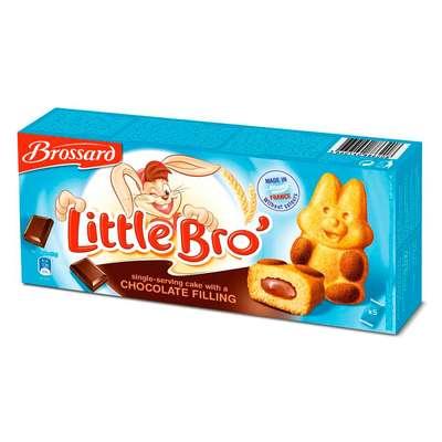 Пирожное с шоколадной начинкой Little Bro Brossard 140 гр, фото 1
