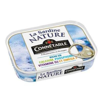 Сардины в рассоле Connetable 135 гр, фото 1