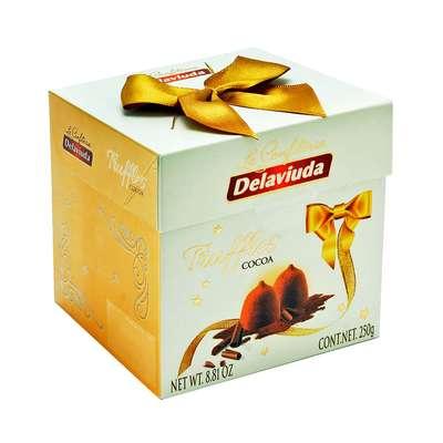 Трюфели с какао Delaviuda 250 гр, фото 2