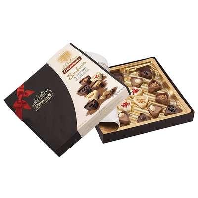 Шоколадные конфеты ассорти с пралине Delaviuda 180 гр, фото 3