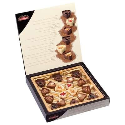 Шоколадные конфеты ассорти с пралине Delaviuda 180 гр, фото 4