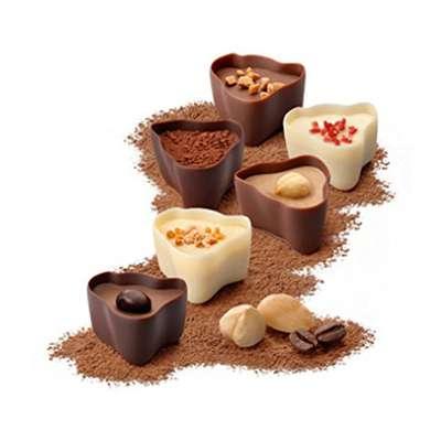 Шоколадные конфеты ассорти с пралине Delaviuda 180 гр, фото 5