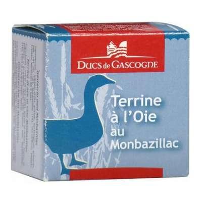 Паштет из гуся с вином Monbazillac Ducs de Gascognе 65 гр, фото 1