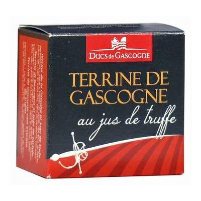 Паштет по-деревенски с грибным соусом Ducs de Gascognе 65 гр, фото 1