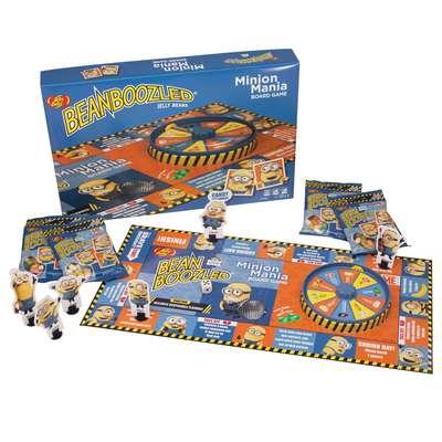 Драже и настольная игра Миньоны Bean Boozled Jelly Belly 216 гр, фото 1