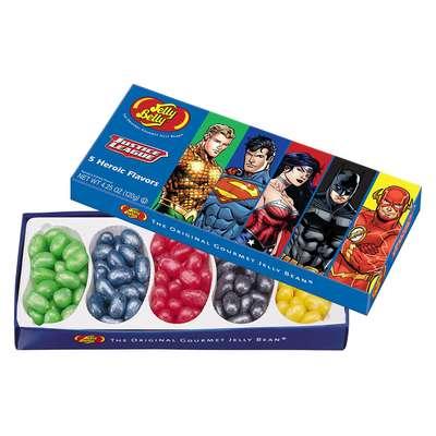 Драже жевательное Justice League Jelly Belly 120 гр, фото 1