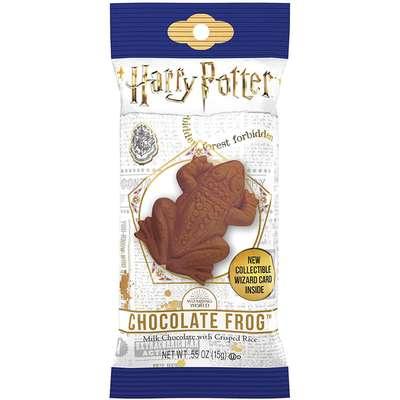 Шоколадная лягушка Гарри Поттера Jelly Belly 15 гр, фото 1