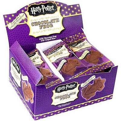 Шоколадная лягушка Гарри Поттера Jelly Belly 15 гр, фото 5
