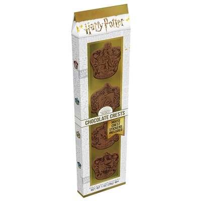 Шоколад фигурный Эмблемы факультетов Хогвартса Harry Potter Jelly Belly 28 гр, фото 2