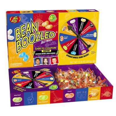 Подарочная коробка ассорти и игра с рулеткой Bean Boozled Jelly Belly 357 гр, фото 2