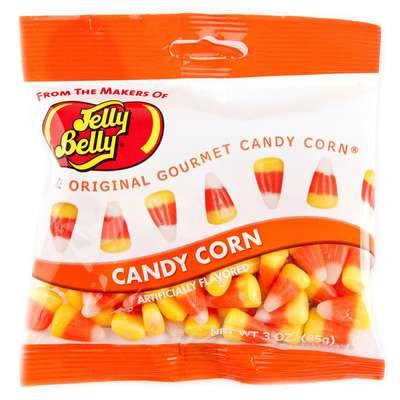 Конфеты сладкая кукуруза Jelly Belly Candy Corn 85 гр, фото 1