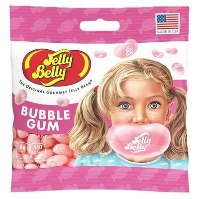 Конфеты со вкусом жевательной резинки Jelly Belly Bubble Gum 99 гр, фото 1