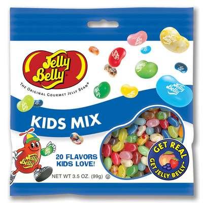 Конфеты детское ассорти Jelly Belly Kids Mix 99 гр, фото 1
