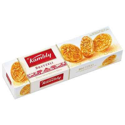 Печенье Bretzeli Kambly 100 гр, фото 1