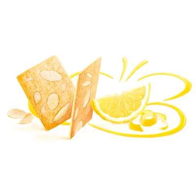 Печенье Buttеrfly с миндалем и лимоном Kambly 100 гр, фото 2