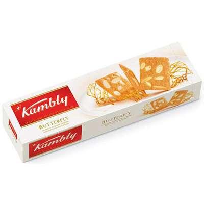Печенье Buttеrfly с миндалем Kambly 100 гр, фото 1