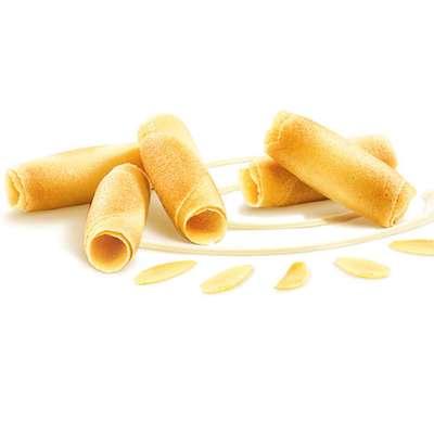 Печенье миндальное трубочки Caprice Kambly 100 гр, фото 2