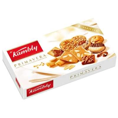 Печенье ассорти Primavera Kambly 8 видов 175 гр, фото 2