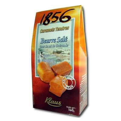 Карамель с соленым маслом из Бретани Klaus 160 гр, фото 1