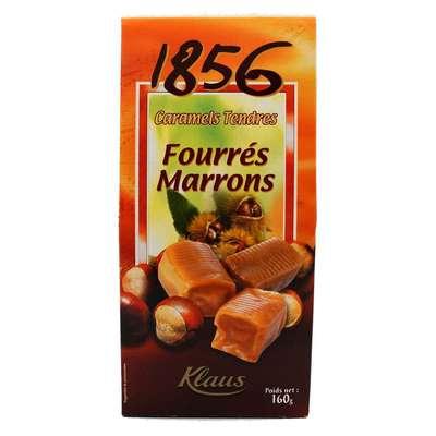 Карамель с начинкой из каштана Klaus 160 гр, фото 2