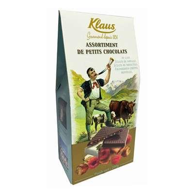 Ассорти мини-шоколадок Неаполитаны Klaus 200 гр, фото 1