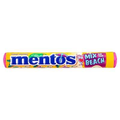 Жевательные конфеты Mentos Mix on the Beach 38 гр, фото 3