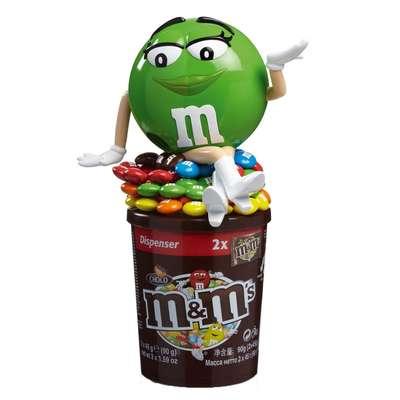 Игрушка диспенсер M&M's Choco Dispenser и конфеты 90 гр, фото 2