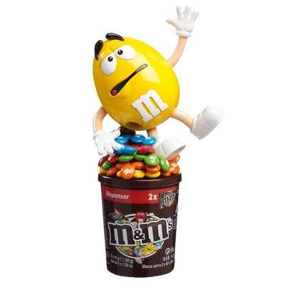 Игрушка диспенсер M&M's Choco Dispenser и конфеты 90 гр, фото 1