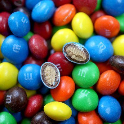 Драже с арахисовым маслом M&M's Peanut Butter 46 гр, фото 3