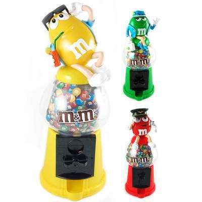 Большой диспенсер и конфеты M&M's 90 гр, фото 2