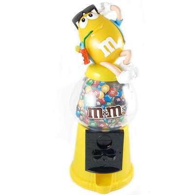 Большой диспенсер и конфеты M&M's 90 гр, фото 1