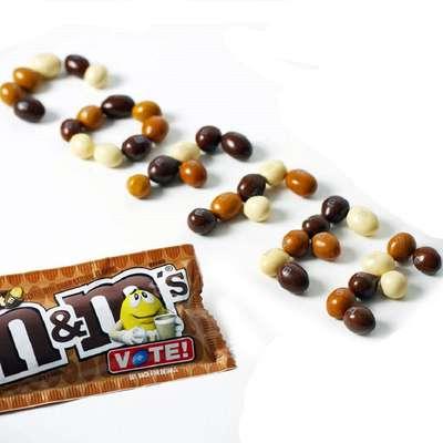Драже арахис шоколад и кофе M&M's Coffee Nuts 92 гр, фото 2