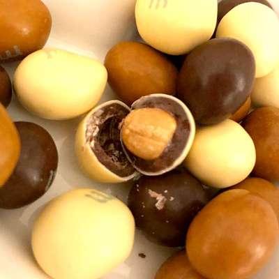 Драже арахис шоколад и кофе M&M's Coffee Nuts 92 гр, фото 3