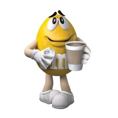 Драже арахис шоколад и кофе M&M's Coffee Nuts 92 гр, фото 4