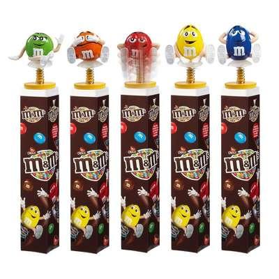 M&M's Choco Popper Top Игрушка и конфеты 140 гр, фото 2