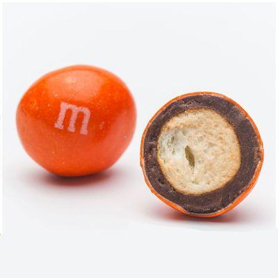 Драже молочный шоколад с крендельками M&M's Pretzel 32 гр, фото 4