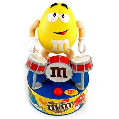 Игрушка рок-звезда и конфеты M&M's Rock Star 45 гр, фото 6