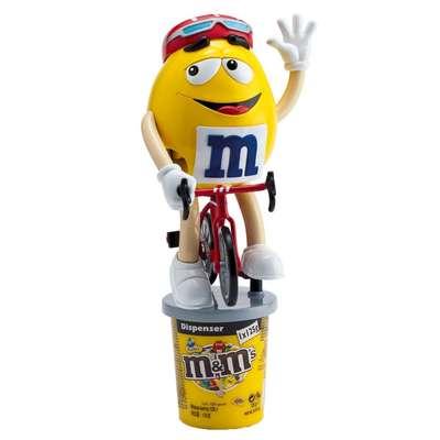 Диспенсер спортсмены M&M's Peanut Dispenser и конфеты 125 гр, фото 10